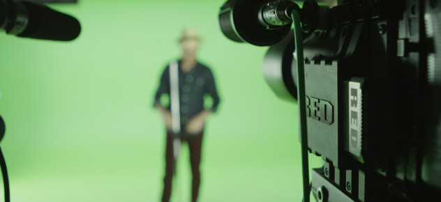 Green Screen Studio in Denver