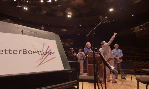 shooting at Colorado symphony boettcher hall