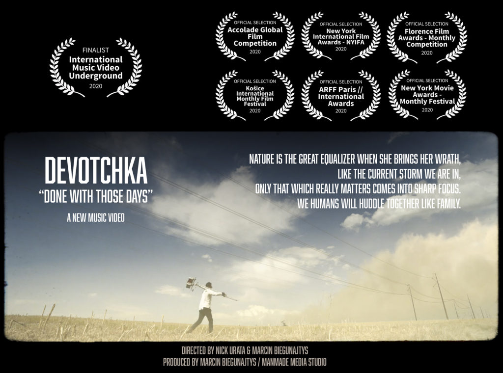 Devotchka music video film festivals